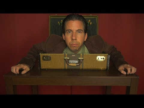 Knute Case & the Suitcase of Relaxation & Sleep (ASMR)