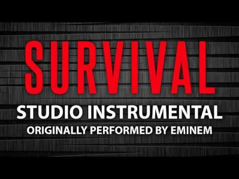 Survival (Cover Instrumental) [In the Style of Eminem]