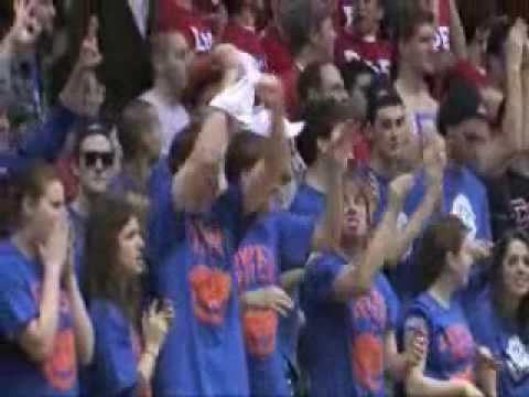 Holy Cross Game Recap  American University Men's Basketball