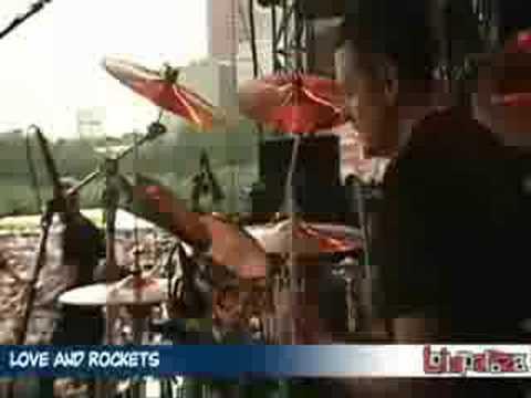 Love and Rockets Kundalini Express live Lollapalooza 2008