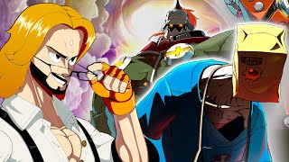 Keep Getting KICKED From Heaven! Guilty Gear Strive - Beta Online Matches