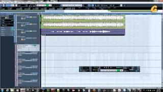 Запись гитары и вокала в Cubase 5 (для сайта TuneG.ru)