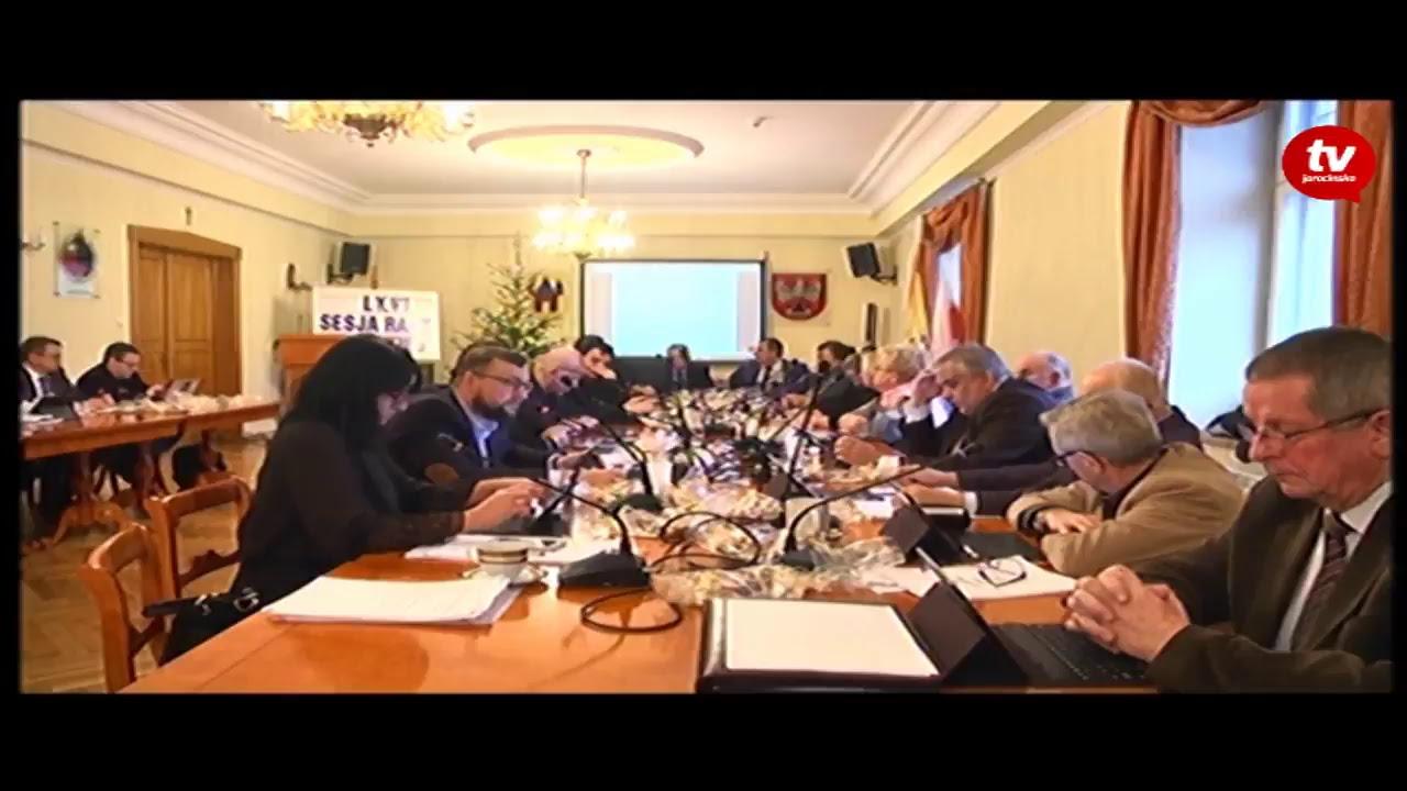 Sesja Rady Miejskiej w Jarocinie