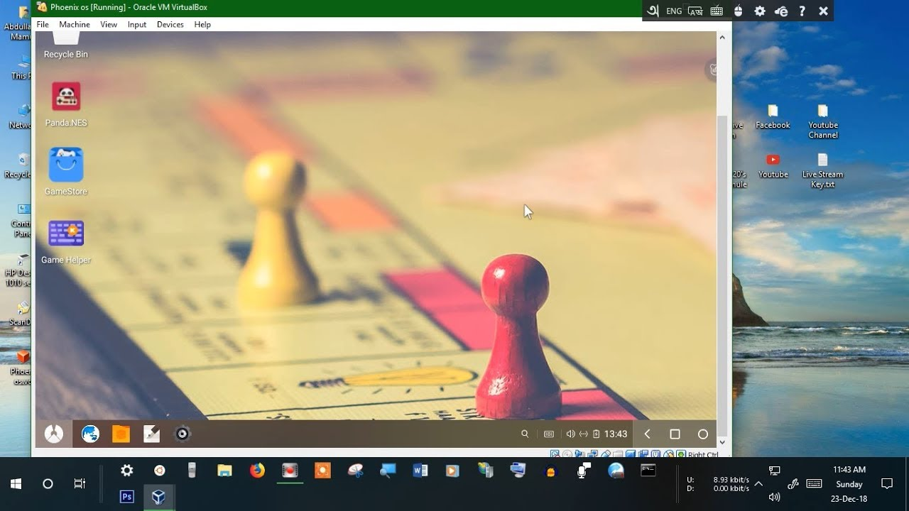 How to Install PrimeOS on VirtualBox 2019 Android X86 X64 by