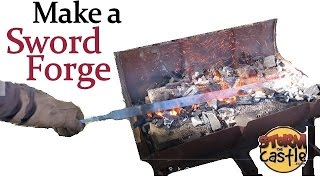 How to make a Sword Forge