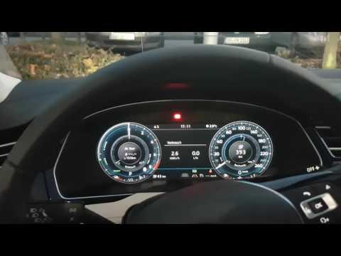 VW Passat GTE Fahreindruck und Ausstattung deutsch (1 Woche nach Kauf)