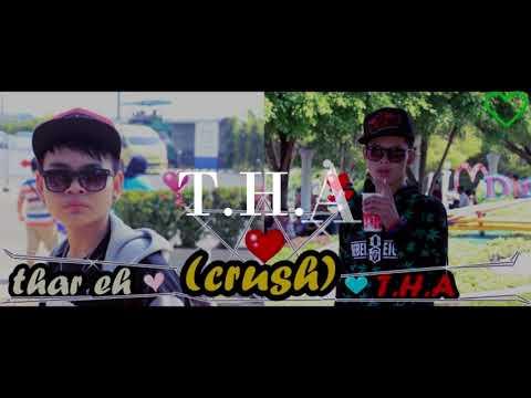 poe karen hip hop new song~2018 (crush) Thi Ha Aung ft Thar Eh