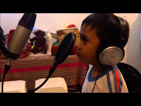Rek Ayo Rek + Tanjung Perak Tepi Laut (Keroncong Medley, oleh Andre - 5 tahun)