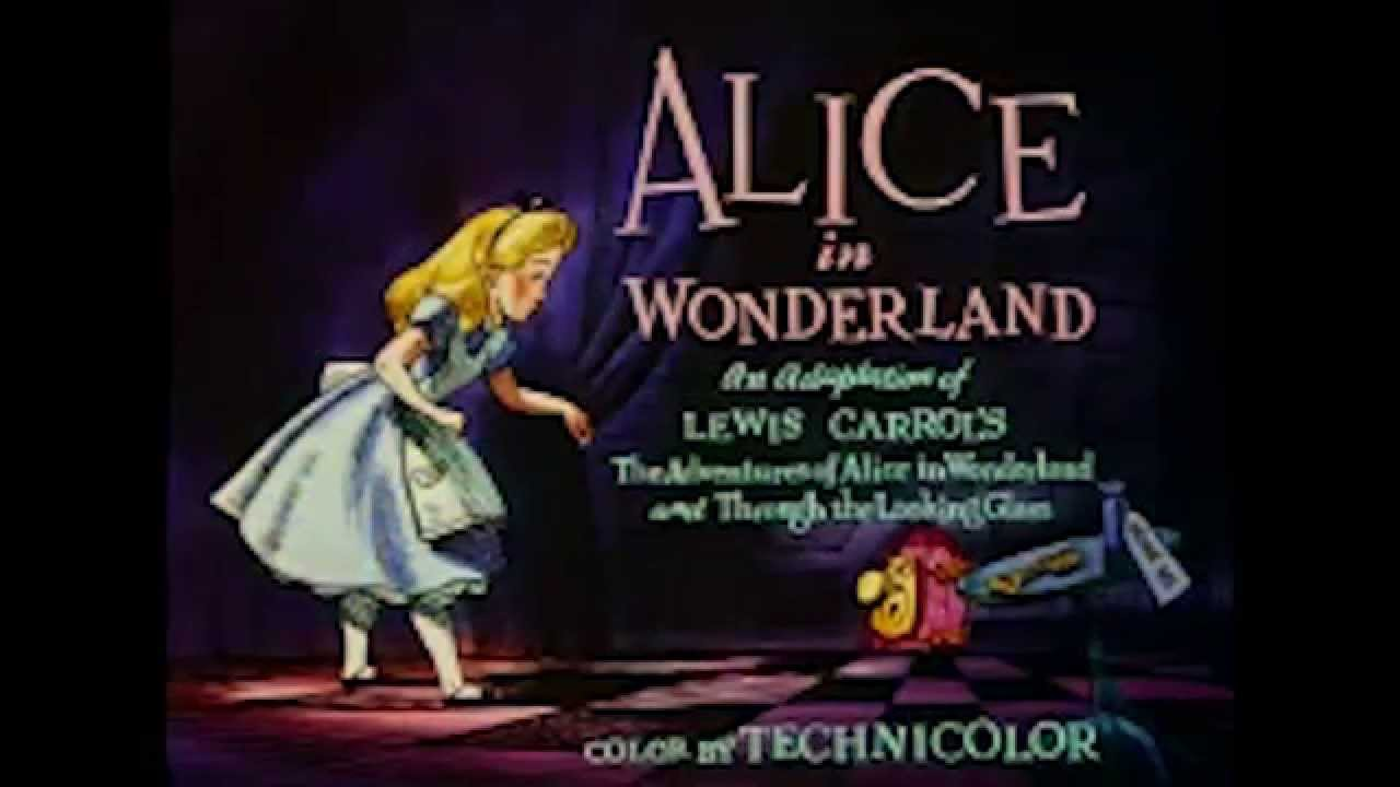 fa65ee2dc Alice in Wonderland - Disneycember - YouTube