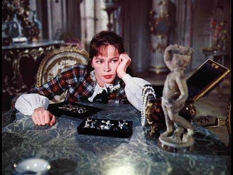 Thank Heaven For Little Girls! (Maurice Chevalier) (Lyrics) (1958)  Beautiful 4K Music Video!