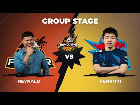 Reynald vs Fenritti - Group Stage: Pool A - Summit of Power