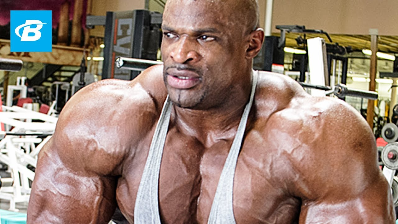 training with mr olympia ronnie coleman hd youtube