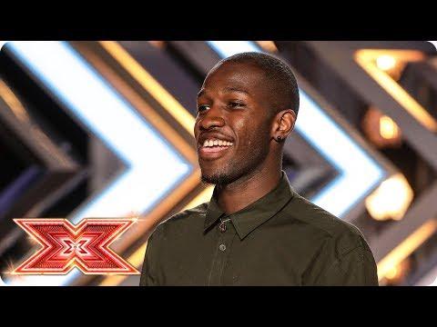 Reuel Elijah, that's how you do it! | Auditions Week 4 | The X Factor 2017