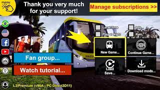 Proton Bus U/R - Basics tutorial, How to play? screenshot 3