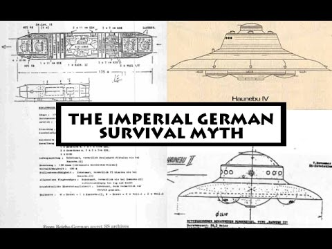 The Imperial German Survival Myth RM