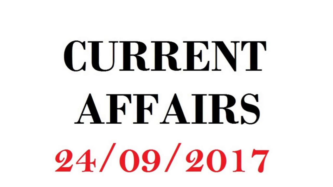 Download daily current affairs 2492017