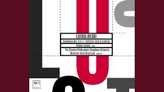 Partita (version for violin and orchestra) : IV. Ad libitum