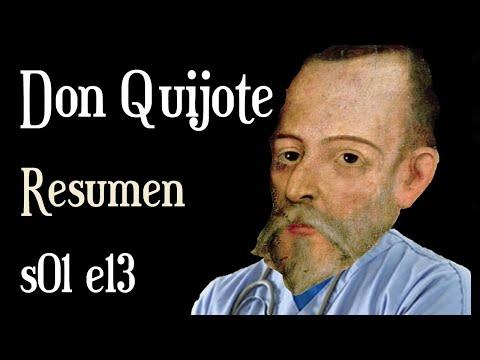 don-quijote-de-la-mancha---resumen-por-capítulos-\-parte-1-\-capítulo-13