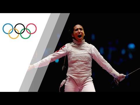 Rio Replay: Women's Individual Foil Bronze Bout