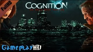 Cognition: An Erica Reed Thriller Gameplay (PC HD)