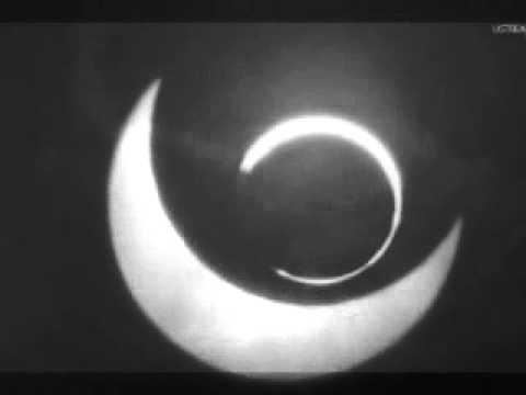 Eclipse solar en ensenada b c