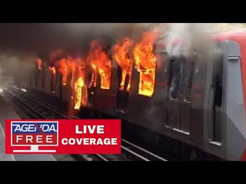 Violent Protests in Santiago, Chile - LIVE COVERAGE