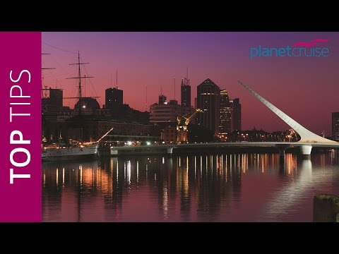 Keith's Top Tips - Buenos Aires | Planet Cruise