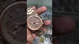 Jam Tangan Wanita Merk MK Michael---Kors Paris MK 5716 & MK5716 Ori BM 3.7 MM