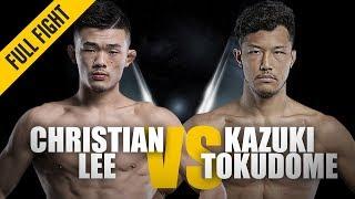 ONE: Full Fight   Christian Lee vs. Kazuki Tokudome   Early Flurry   November 2018