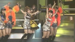 2012年、日本武道館で行われたドリムス、コンサートツアーにて.