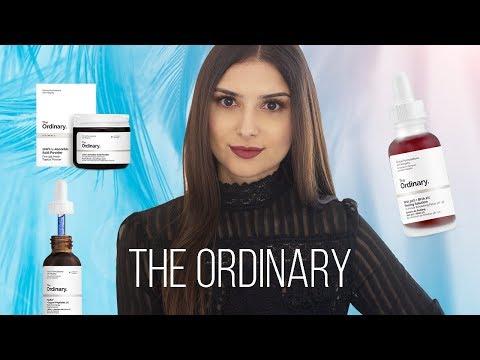 Τα αγαπημένα μου προϊόντα The Ordinary | Olga