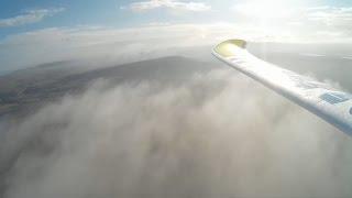 Record FPV flight