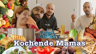 Wenn Mütter kochen … Eskalation | Kochende Mamas | RebellComedy