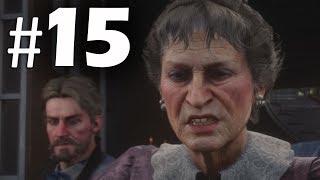 Red Dead Redemption 2 Part 15 - Advertising - Gameplay Walkthrough (RDR2) PS4
