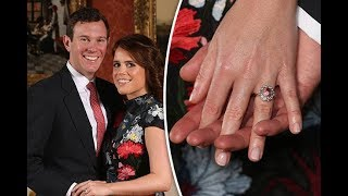 Princess Eugenie TEASED over honeymoon for wedding to Jack Brooksbank