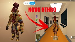 New RTHRO in ROBLOX!!! Amazing