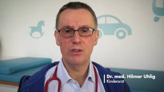Kinderarzt Dr. Uhlig erklärt: Mit Fünf noch nicht trocken