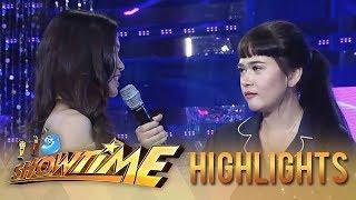 It's Showtime Miss Q & A: