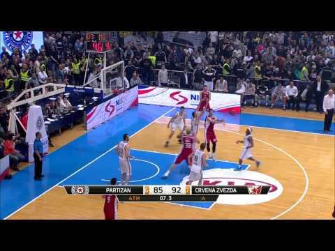 The Jenkins Factor (Partizan NIS - Crvena zvezda Telekom)