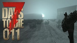 7 Days to Die [011] [Nebel des Grauens] [Let's Play Gameplay Deutsch German] thumbnail