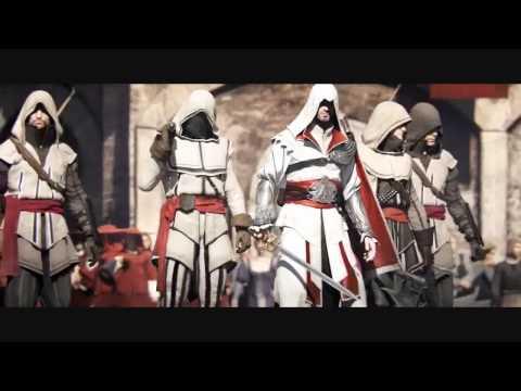 Assassin's Creed Brotherhood Trailer w/ SAW Theme! - TRUE HD