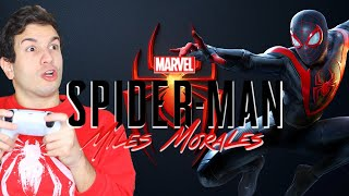 SPIDER-MAN MILES MORALES PS5 - PLAY WITH VANO - Alessandro Vanoni