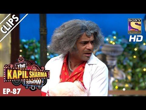 Dr. Mashoor Gulati's Sleep Disorder  – The Kapil Sharma Show - 5th Mar 2017