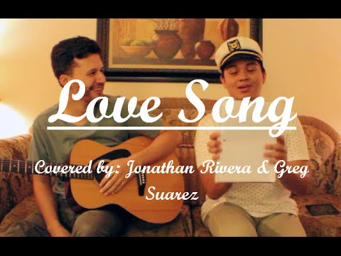 Sara Bareilles - Love Song (Guitar Cover) | DiaryofaMadJonathan