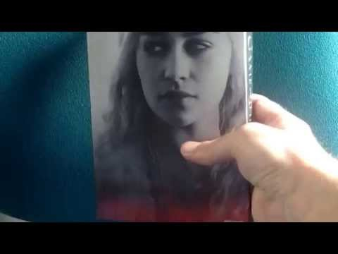 Game of Thrones Season 4 - Blu Ray Unboxing