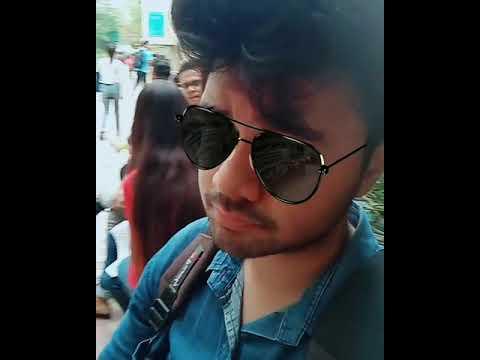 Handsome boy in delhi university, zakir husain delhi college.