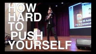 Kevin Lim Keynote motivation talk to 500 ERA agents during 2017 ERA Q2 ERA Career Advancement Day