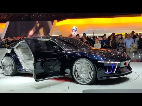 ITALDESIGN GIUGIARO GEA at Geneva 2015