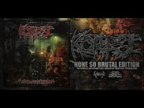 KORPSE - NONE SO BRUTAL EDITION [OFFICIAL ALBUM STREAM] (2017) SW EXCLUSIVE