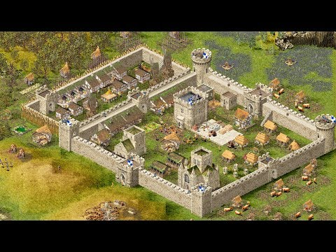 stronghold-|-ep.-13-|-hardest-mission-ever---storming-the-pig's-castle-|-stronghold-hd-gameplay